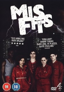 Misfits (sci-fi | comedy | thriller) 2009