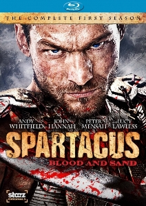 Spartacus: Blood and Sand (Adventure/Action/Drama) 2010