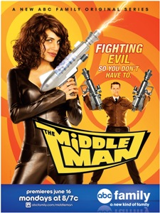 The Middleman (sci-fi/comedy)2008